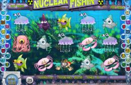 Joc cu aparate gratis online Nuclear Fishin'
