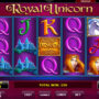Joc de păcănele gratis fără depunere Royal Unicorn