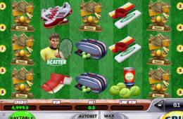 Joc de păcănele gratis distractiv Tennis Champion
