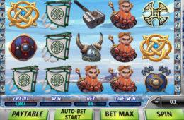 Joc de păcănele gratis fără depunere Viking's Glory