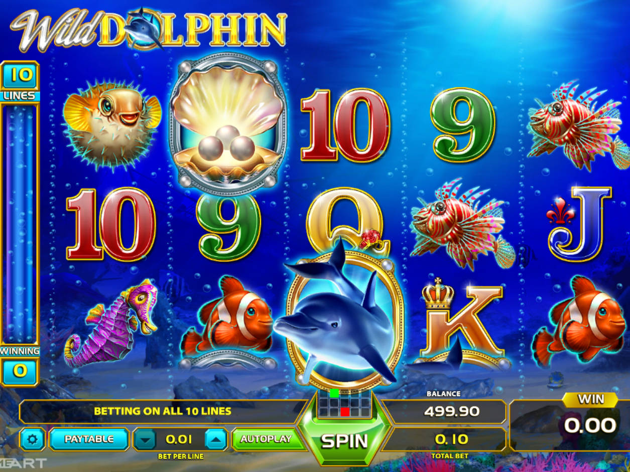 Jocuri Ca La Aparate Dolphins Pearl