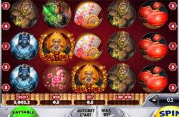 Joc de păcănele gratis fără depunere Year of the Monkey