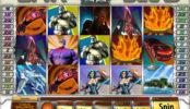 Joc de păcănele online de la Alpha Squad de la Saucify