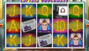 Joc de păcănele online Captain Shockwave