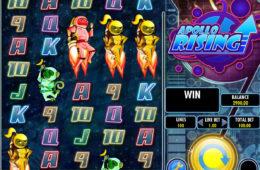 Joc de păcănele gratis online Apollo Rising