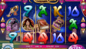 Joc de păcănele gratis online fără depunere Arabian Tales
