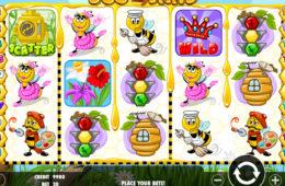 Bee Land joc de păcănele gratis online