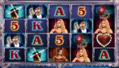 Joc de păcănele gratis online Cabaret Nights