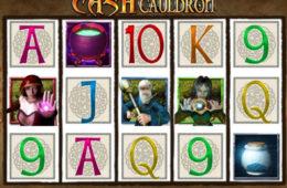 Joc de păcănele gratis Cash Cauldron