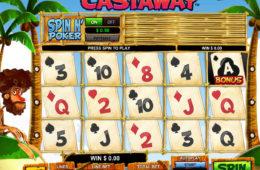 Joc de păcănele gratis online Castaway