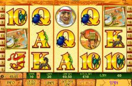 Joc de păcănele gratis fără înregistrare Desert Treasure II