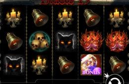 Diablo 13 joc de păcănele fără înregistrare