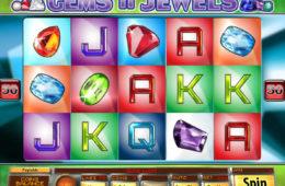 Joc de păcănele distractiv Gems n Jewels