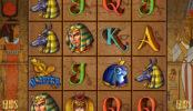 Joc de păcănele gratis Gods of Giza