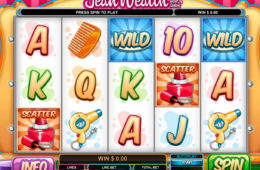 Joc de păcănele gratis online Jean Wealth