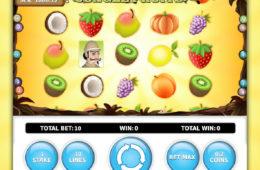 Joc de păcănele online Jungle Fruits