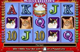 Joc cu aparate gratis online fără înregistrare Kitty Glitter
