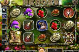 Joc de păcănele gratis Nordic Heroes