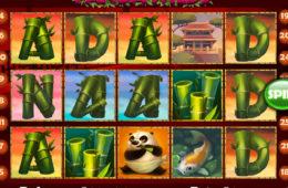 Joc de păcănele online fără descărcare Panda Wilds