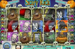 Joc de păcănele gratis Scary Rich