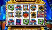 The 100,000 Pyramid joc de păcănele gratis distractiv