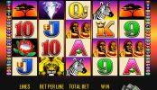 Joc de păcănele gratis online 50 Lions