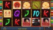 Joc de păcănele gratis online distractiv Dark Ninja