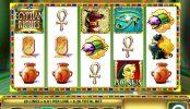 Joc de păcănele gratis distractiv Egyptian Riches