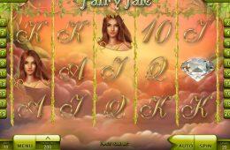Joc de păcănele fără depunere Fairy Tale