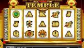 Joc de păcănele gratis online Fortune Temple