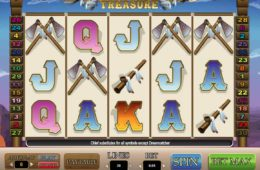 Joc de aparate cazino Native Treasure distractiv