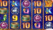 A picture of the online slot machien Queen of Legends