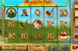 Joc de cazino cu învârtiri Fortune Hill online
