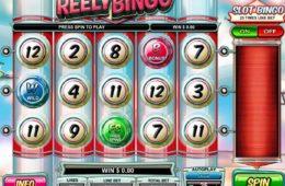 O imagine din joc de păcănele cazino Reely Bingo