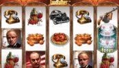 The Godfather joc de păcănele online de la Gamesys