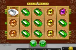 O imagine din jocul ca la aparate gratis Wild Star