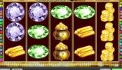 Joc de păcănele fără depunere Diamond and Gold