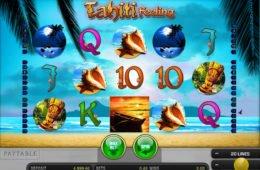 Joc ca la aparate cazino Tahiti Feeling