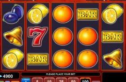 Joc de cazino gratis cu învârtiri Extremely Hot