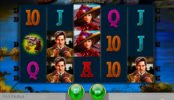 O imagine din jocul cu aparate cazino Steamboat