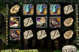 Joc de cazino gratis Dawn of the Dinosaurs fără depunere