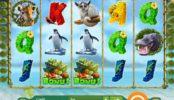 Joacă joc de păcănele gratis Happy Jungle