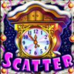 Simbol Scatter în Merry Christmas joc de păcănele distractiv