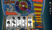 Joc fără depunere Win a Fortune online