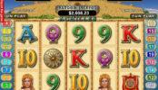 Joc gratis online cu învârtiri Achilles