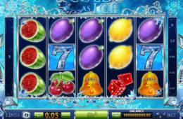 Joc cu aparate cazino online Cold as Ice