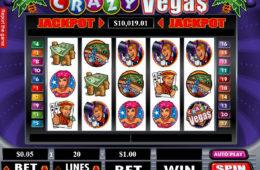 Joc de păcănele fără descărcare Crazy Vegas