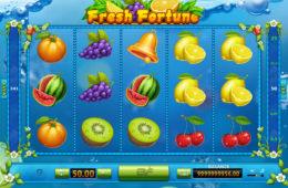 O imagine din jocul de păcănele distractiv Fresh Fortune