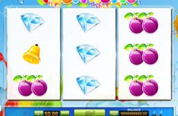 O imagine din jocul ca la aparate Fruitastic