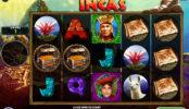 Joacă gratis joc cu aparate online Lost City of Incas